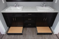 Twin Sinks and Faucets