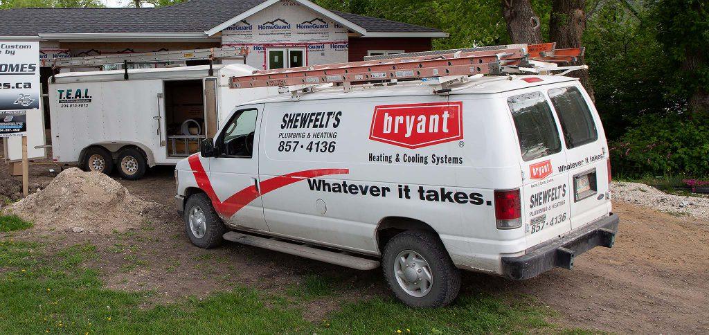Shewfelt's Van