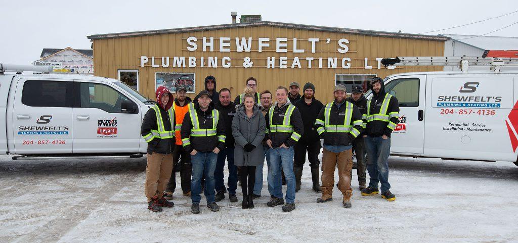 Shewfelt's Staff