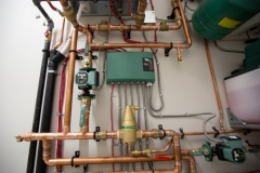 Hydronic Heating System Piping