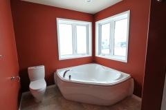 Corner Soaker Tub