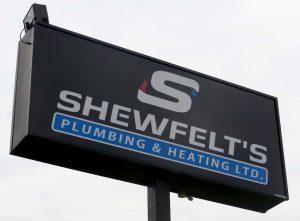 Shewfelt's Sign